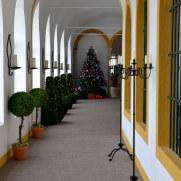 Дворец герцогов Кадавал. Эвора, Португалия, 2016