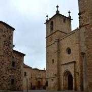 Конкафедральный собор Св.Марии. Касерес, Испания, 2016