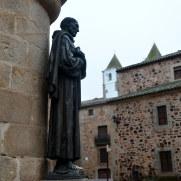 Св. Педро Алькантара. Касерес, Испания, 2016