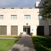 Гостиница NH Palacio del Duero. Фасад