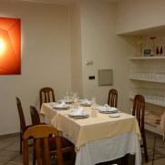 Ресторан Casa Mariano. Интерьер