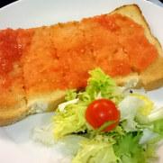 Ресторан Mirage. Хлеб
