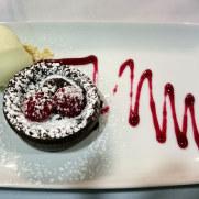 Ресторан Mirage. Десерт