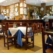 Ресторан La Caserola. Интерьер