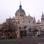 Кафедральный собор. Мадрид, Испания, 2016