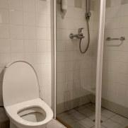 Гостиница Latgola Park. Ванная