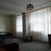 Гостиница Vandenis. Зал на втором этаже