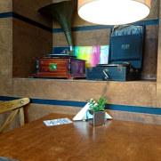 Гостиница Vandenis. Ресторан