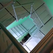 Гостиница Augustine. Лестница