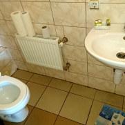 Гостиница Ludza. Номер 3. Ванная