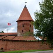 Замок. Каунас, Литва, 2016