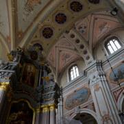 Кафедральный собор. Каунас, Литва, 2016
