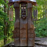 Гора ведьм. Юодкранте, Куршская коса. Литва, 2016