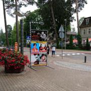 Улица Турайдас. Юрмала, Латвия, 2016