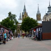 Рынок Лиепаи. Латвия, 2016