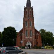 Собор Святой Анны. Лиепая, Латвия, 2016