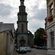 Собор Святой Троицы. Лиепая, Латвия, 2016
