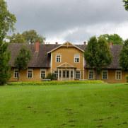 Новый дом управляющего. Турайдский музей-заповедник, Латвия. 2016