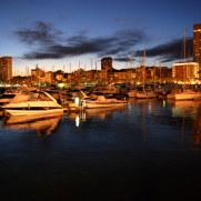 Порт и набережная. Аликанте, Испания, 2010