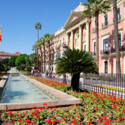Муниципалитет. Мурсия, Испания, 2010