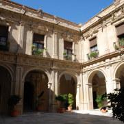 Дворец епископа. Мурсия, Испания, 2010