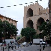 Башни Серрано. Валенсия, Испания, 2010