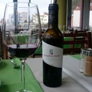 Вино. Ресторан Salgueiro. Порту Мониш, Мадейра, 2016