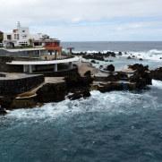 Натуральный бассейн. Порту Мониш, Мадейра, 2016