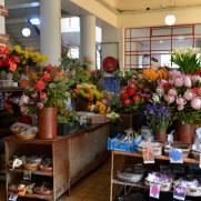 Цветы. Рынок Фуншала, Мадейра, 2016