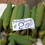 Банананас. Рынок Фуншала, Мадейра, 2016