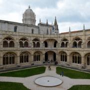 Монастырь Жеронимуш. Лиссабон, Португалия. 2016