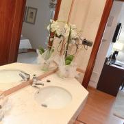 Ванная. Гостиница Infantas de Leon. Леон, Испания. Фото с сайта: www.hotelinfantasdeleon.com