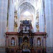 Кафедральный собор Сеговии. Испания, 2010