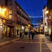Центр города Леон. Испания, 2010