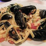 Паста с морепродуктами La Conchiglia. 2011