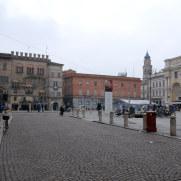 Площадь Гарибальди. Парма, Италия, 2010