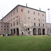 Palazzo della Pilotta. Парма, Италия, 2010