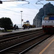Станция Корнилья, Чинкве Терре, Италия, 2011