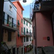 Корнилья, Чинкве Терре, Италия, 2011