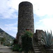 Замок Дория. Вернацца, Чинкве Терре, Италия, 2011