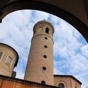 Базилика Сан-Витале. Равенна, Италия, 2011