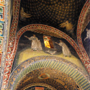 Мавзолей Галлы Плацидии. Равенна, Италия, 2011