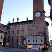 Башня Габбия. Мантова, Италия, 2011