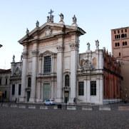 Кафедральный собор Мантовы. Италия, 2011