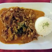Мясо. Ресторан Las Viandas. Фуенхирола, 2017