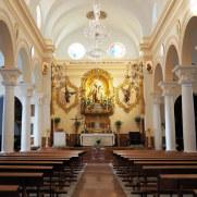 Церковь. Фуэнхирола, 2017