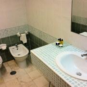 Ванная. Гостиница Tivoli Sintra. Синтра, 2014