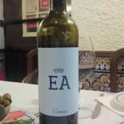 Вино. Ресторан Tulhas. Синтра, 2014