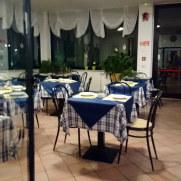 Комната для завтраков. Гостиница Il Biancospino, 2018
