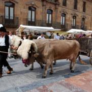 Празднование Вознесения Господня, Овьедо, Испания, 2011